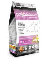 ProBalance 1`st Diet Kitten Корм для котят с цыпленком