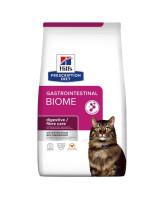 HILL'S диета для кошек Gastrointestinal Biome при растройствах пищеварения, с курицей