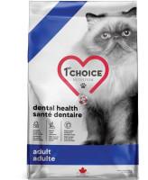 1st CHOICE Dental беззерновой корм для кошек для здоровья зубов