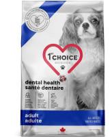 1st CHOICE Dental корм для собак всех пород Здоровье зубов