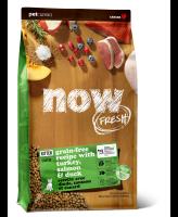 NOW FRESH Беззерновой корм для котят с Индейкой, Уткой и овощами