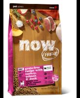 NOW FRESH Беззерновой корм для кошек с Индейкой, Уткой и овощами