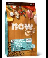 NOW FRESH Беззерновой корм для щенко крупных пород Контроль веса,с индейкой, уткой и овощами