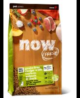 NOW FRESH Беззерновой корм для щенков мелких пород с индейкой, уткой и овощами
