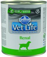 Farmina Vet Life Renal Диета для собак при почечной недостаточности 300г паштет