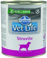 Farmina Vet Life Struvite Диета для собак при МКБ со струвитами 300г паштет