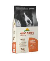 Almo Nature Medium Lamb корм для собак средних пород с ягненком