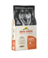 Almo Nature Large Salmon корм для собак крупных пород с лососем