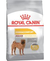 Royal Canin  Medium Dermacomfort корм для собак средних пород с чувствительной кожей