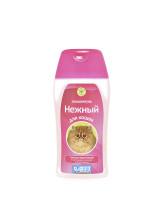 Нежный шампунь гипоаллергенный с хитозаном и аллантоином для кошек 180мл АВЗ