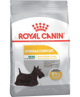 Royal Canin  Mini Dermacomfort корм для собак мелких пород с чувствительной кожей