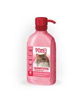"Ms. Kiss ""Роскошная львица"" шампунь  для длинношерстных кошек 200мл"
