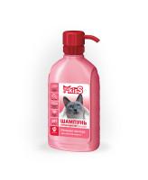 "Ms. Kiss ""Изящная пантера"" шампунь  для короткошерстных кошек 200млмл"