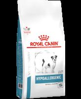 Royal Canin Hypoallergenic Small Dog диета для собак мелких пород с пищевой аллергией
