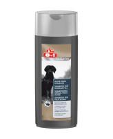8in1 Шампунь для собак темных окрасов с экстрактами лесного ореха для блеска 250мл