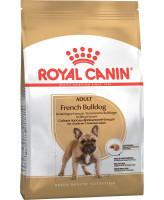 Royal Canin French Bulldog корм для собак породы Французский бульдог