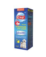 Cliny Лосьон очищающий для ушей 50 мл