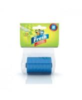 Mr.Fresh Пакеты для уборки фекалий, рулон 20 пакетов