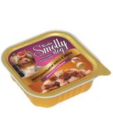 Зоогурман Смолли Дог консервы для собак 100г Ягненок с сердцем