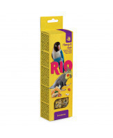 RIO Палочки для средних попугаев с Медом и Орехами 2шт*75г