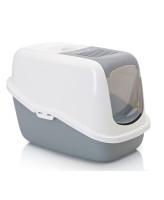 Туалет-домик для кошек SAVIC Nestor  с дверцей 56*39*38,5см
