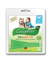 GreenFort БиоКапли от эктопаразитов для собак более 25кг 1 пипетка 2,5мл