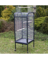 INTERZOO Клетка для птиц OMEGA I 2мм 56*56*146см