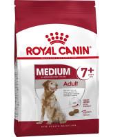 Royal Canin  Medium Adult 7+ корм для собак средних пород старше 7 лет