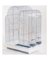 INTERZOO Клетка для птиц ELIZA, цинк 54*34*75см