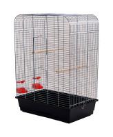 INTERZOO Клетка для птиц NINA, цинк 54*34*75см