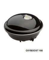 Компрессор Aquael OXYBOOST 150 plus одноканальный 100-150л