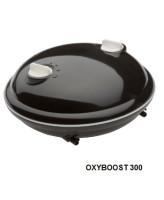 Компрессор Aquael OXYBOOST 300 plus двухканальный 200-300л