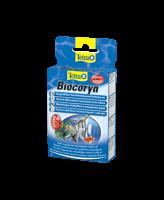 Tetra Препарат для удаления загрязнений и неприятных запахов воды Biocoryn 12капсул
