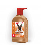 Mr.Bruno Дезодорирующий шампунь-кондиционер для собак от специфического запаха 350мл