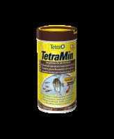 Tetra Min Основной корм для всех видов рыб, хлопья