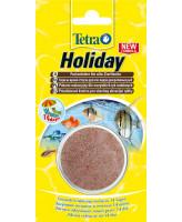 Tetra Holiday Корм на время выходных и отпуска сроком до 14 дней, желе 30г