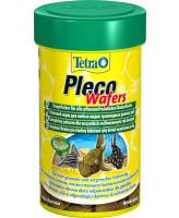 Tetra Pleco Wafer Корм для донных травоядных рыб, пластинки 250мл