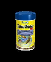 Tetra Wafer Mix Корм для донных рыб с добавлением креветок, пластинки
