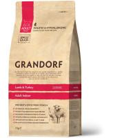 Grandorf Корм для домашних кошек Ягненок с рисом Lamb&Rice Adult Indoor