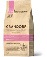 Grandorf Корм для котят Ягненок с рисом Lamb&Rice Kitten
