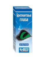 Бриллиантовые глаза Капли глазные для кошек и собак 10мл АВЗ