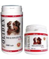 Polidex Multivitum plus Поливитаминно-минеральный комплекс для собак