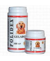 Polidex Gelabon Plus Профилактика и лечение заболеваний опорно-двигат. аппарата для собак
