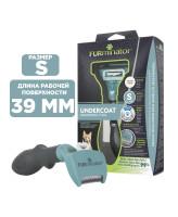 FURminator S Фурминатор для маленьких кошек c короткой шерстью