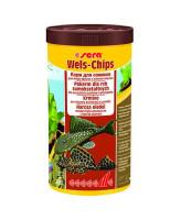 Sera Wels-Chips Корм для донных рыб, чипсы