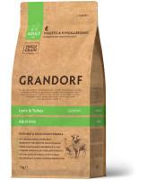 Grandorf Корм для собак мелких пород Ягненок с рисом Lamb&Rice Adult Mini