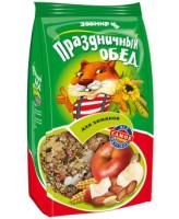 Праздничный обед Корм-лакомство для хомяков 250г