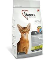 1st CHOICE корм для кошек Гипоаллергенный, без зерна, утка с картофелем Hypoallergenic