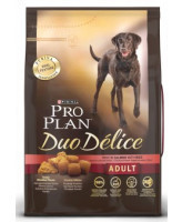 Pro Plan DUO DELICE Medium & Large корм для собак средних и крупных пород, лосось/рис