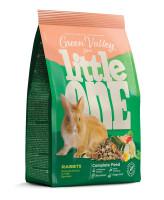 Little One Зеленая долина корм из разнотравья для кроликов 750гр